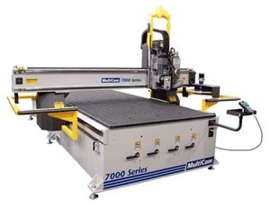 MultiCam 7000 Series CNC Router-Image