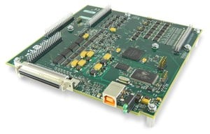 High-speed USB data acquisition (DAQ) boards-Image