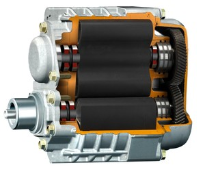 New High Efficiency Hydrogen Pump for Fuel Cells-Image