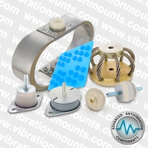 Vibration Isolators for Medical Applications -Image