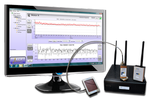SmartDiagnostics® - machine vibration monitoring -Image