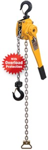 Overload Protection and the Lever Hoist-Image