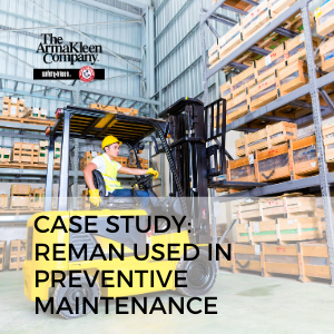 Case Study: Reman Used in Preventive Maintenance -Image