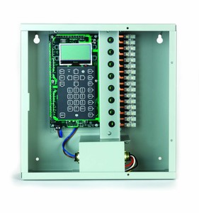 Relay based single panel lighting control panel-Image