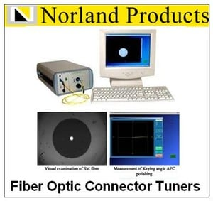 Automated Non-Contact Interferometer, Fiber Optics-Image