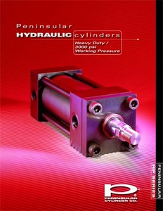 NFPA High Pressure Hydraulic Cylinder-Model HP-Image