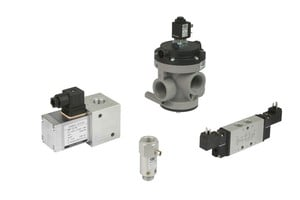 Vacuum Valves for Industial Automation-Image