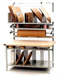 Packaging Work Benches (Model CPB)-Image