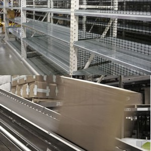 Perforated Metal for Material Handling Industry-Image