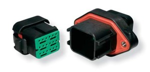 Rugged and Sealed 18-Way Connectors -Image