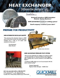 Heat Exchanger Manufacturers Brochure-Image