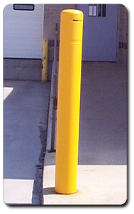 HDPE Bollard Covers-Image