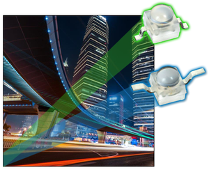Vishay Ultrabright LEDs Produce High Luminous Flux-Image