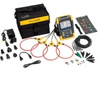 Fluke 435-II Power Quality & Energy Analyzer-Image