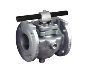Xomox Sleeved Plug Valve Jacketed Valves-Image