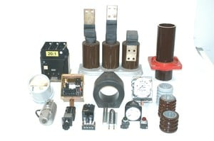 Switchgear Parts from 1940 - 2012-Image