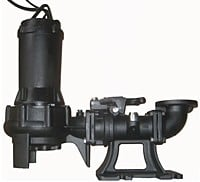 LX Series Submersible Sewage Pumps-Image