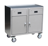 Model YV - Stainless Steel Mobile Cabinet-Image