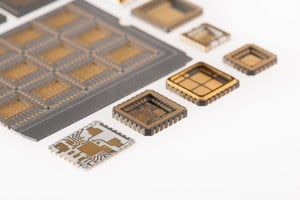Hermetic Ceramic Htcc Packages From Advanced Technical