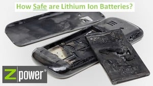 Safer Alternatives to Lithium Ion Batteries?-Image