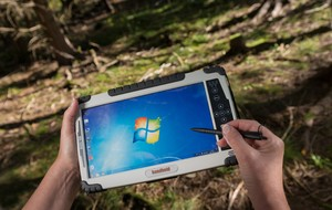 Algiz 10X rugged tablet from Handheld-Image