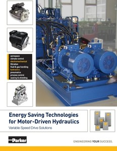 Parker Drive Solutions for Hydraulic Power Units-Image