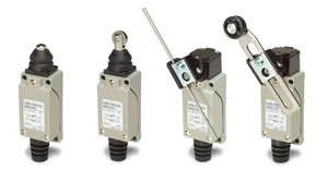E49 Mini Metal Limit Switches-Image