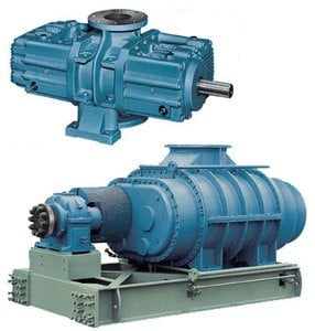 Process Gas Blower- GR Type-Image