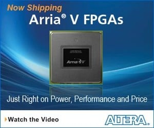 Arria V FPGAs Balance Cost, Performance, and Power-Image