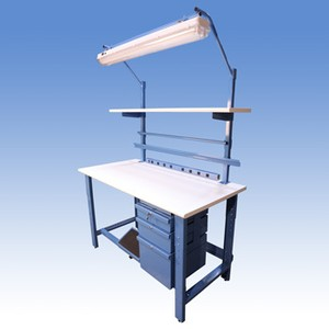 ESD-Safe Workbenches from All-Spec-Image