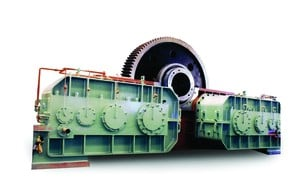 Standard, Series and Custom Gearboxes-Image