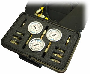 Universal Pressure Gauge Test Kit From Hydracheck Inc