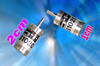 THE WORLD'S SMALLEST BISTABLE ROTARY SOLENOID-Image