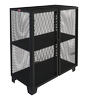 Heavy Duty Mesh Security Cabinets-Image