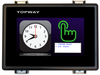 "4.3"" Smart TFT LCD module RS232-Image"
