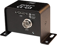 Camera Link to USB3 Vision External Frame Grabber from Pleora