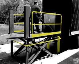 Economical & Versatile Portable Loading Docks-Image