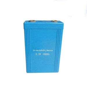 LiFePO4 3.2V 250Ah battery cell-Image