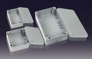 Aluminium Enclosure IP66/67-Image