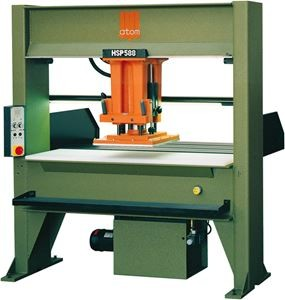ATOM Traveling Head Die Cutting Presses-Image