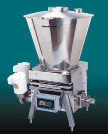 MECHATRON® 3-A Sanitary Screw Feeder-Image