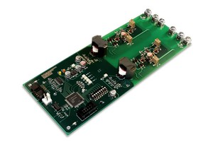 Dual SiC MOSFET Driver Reference Design-Image