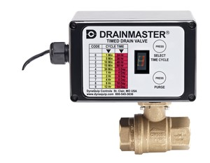 Redesigned DRAINMASTER Automatic Timed Drain Valve-Image