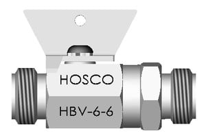 HBV Series Ball Valves-Image