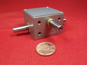 Worm Wheel Gearbox - Miniature..5:1- 20:1-Image