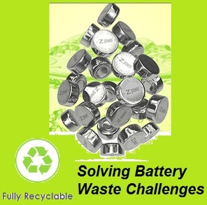 Solving The Battery Waste Problem -Image