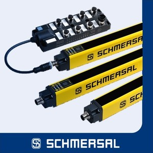 Safety Light Curtains from Schmersal-Image