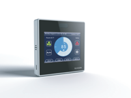 Touchscreen Wireless (WiFi) Thermostat-Image