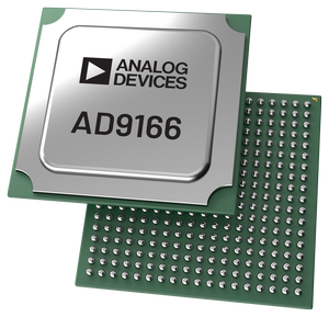 AD9166 Vector Signal Gen from Analog Devices-Image
