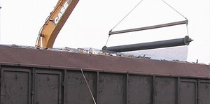 Rail Car Cover: Shipping the Right Way by Railway-Image
